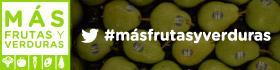 Más Frutas y Verduras